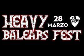 El festival Heavy Balears llega a Es Gremi
