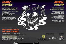 Un festival de cortos de terror con cuatro talleres formativos para jóvenes