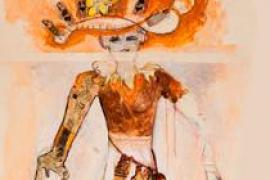 La exposición 'Orlando, cinc exercicis poètics', de Horacio Sapere, en Palma