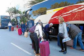 Los hoteles perderán 500.000 estancias en Baleares al cancelarse el Imserso