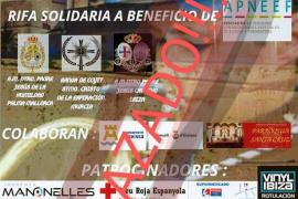 El certamen 'Juntos desde el Cielo-Isla de Ibiza', aplazado por el coronavirus