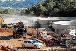 Alianza por el Agua e IPF exigen declarar de emergencia la obra de la EDAR de Sa Coma