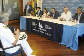 MenorcaRueda prensaRoda premsaPresentacion IX Copa del Rey Ba