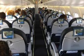 Disminuye la cantidad de viajeros en el aeropuerto de Ibiza por temor al coronavirus
