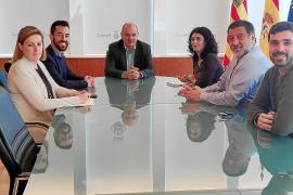 El Govern balear y el Consell de Ibiza reimpulsan el Parc Bit