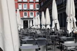 Madrid cierra todos los bares y restaurantes de la comunidad desde este sábado