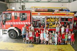Los bomberos de Eivissa tienen el relevo asegurado