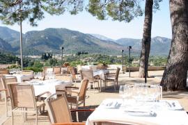 Restaurante Es Parc Selva Mallorca