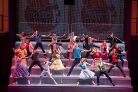 Grease el musical