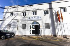 Sant Antoni denuncia a once vehículos de transporte escolar