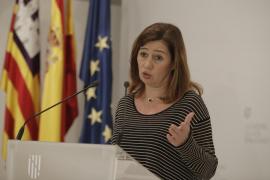 Armengol pide a Sánchez que se pueda aplazar el pago de las hipotecas