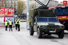 El Ejército despliega la UME en las principales ciudades para frenar el virus