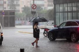 Una nueva DANA dejará a partir de este lunes lluvias en Ibiza y Formentera