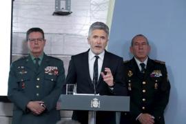 España restablece los controles en las fronteras terrestres por el coronavirus