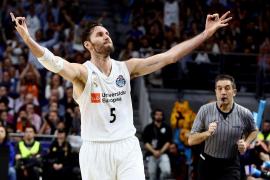 La Liga ACB amplía la suspensión hasta el 24 de abril