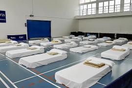 Sant Ferran, para las personas sin techo