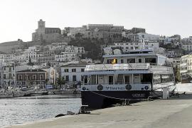 Los pasajeros en barco a Formentera deberán justificar el motivo de su viaje