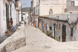 Vila prepara el desalojo de la zona más conflictiva de sa Penya para septiembre
