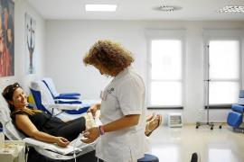 El Banco de Sangre de Ibiza señala que «es oportuno» ir a donar con normalidad