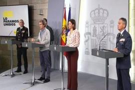 Los casos de coronavirus en España llegan a casi 14.000, con 558 fallecidos