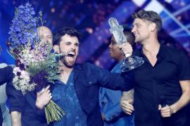 Imagen de los ganadores de la edición de Eurovisión en 2019