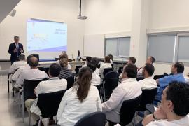 Se ofrecen 106 médicos en Baleares para atender el coronavirus