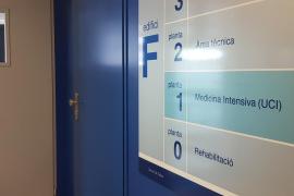 La UCI de Can Misses de Ibiza está preparada para un previsible aumento de casos de coronavirus