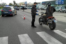Guardia Civil intensifica los controles tras una jornada con más denuncias a incívicos
