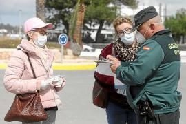 La ruta marítima Ibiza-Formentera sucumbe ante el coronavirus