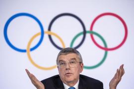 Bach: «Los Juegos no se pueden posponer como un partido de fútbol»