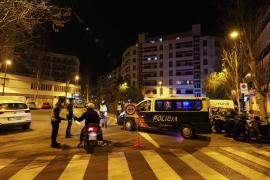La Policía levanta 60 actas en Ibiza por desobedecer el estado de alarma