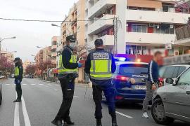 La Guardia Civil detiene a una persona en Ibiza por desobediencia grave