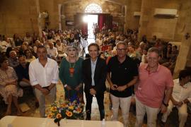 Lucía Bosé, una enamorada de Mallorca