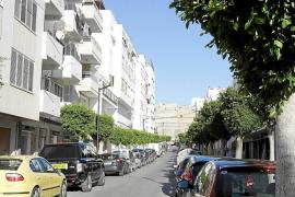 Arrestado por robar en 20 coches aparcados en el barrio de Sa Capelleta
