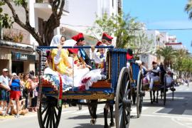 Santa Eulària dice que «está bastante claro» que no podrán celebrar el Primer Domingo de Mayo