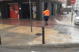Vila reorganiza servicio limpieza para intensificarla en puntos sensibles