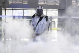 España está «en una guerra» por el material sanitario