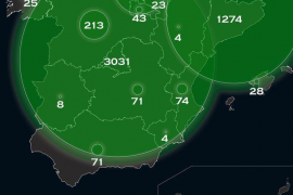 El mapa verde de la esperanza