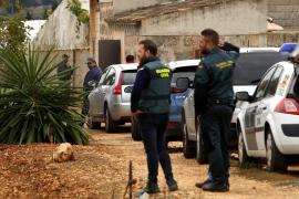 Piden 15 años a un atracador que usó un arpón en un asalto en Maria de la Salut