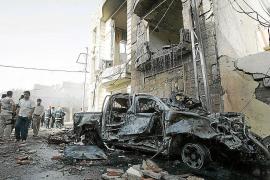 Más de 70 muertos en una cadena de atentados contra chiíes en Irak