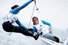 La regatista del Club Nàutic s'Arenal, Silvia Mas, seleccionada para el 470 olímpico