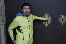Tòfol Castanyer completa su carrera más solidaria