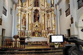 La TEF seguirá retransmitiendo las misas desde Sant Josep