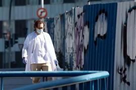 España suma 838 fallecidos por coronavirus en un día