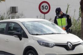 Detenido en Ibiza incumpliendo el confinamiento y bebido
