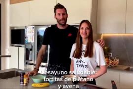 El desayuno saludable de Rudy Fernández y Helen Lindes