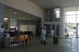 Santa Eulària intensifica la limpieza de la residencia Can Blai