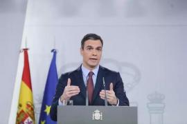 El Gobierno aprueba repartir 6,26 millones a Baleares para acciones más urgentes contra el coronavirus
