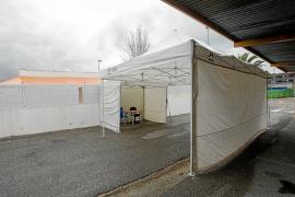 El punto de recogida de muestras de Ibiza detecta 5 positivos entre 76 pruebas realizadas