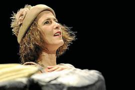 El teatro del absurdo de Samuel Beckett llega a Eivissa con 'Dies feliços'